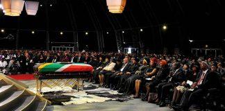 Nelson Mandela, 10 giorni di commemorazione in Sudafrica