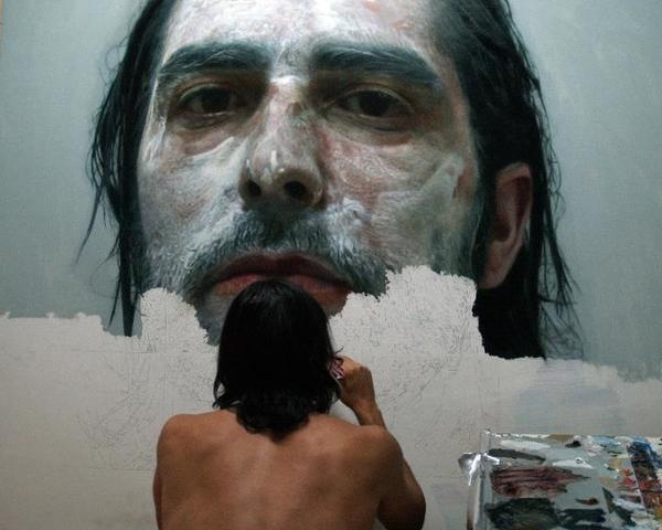 Iperrealismo: Eloy Morales l'iperrealista più bravo del mondo!