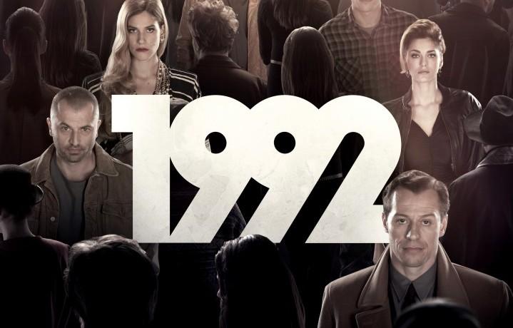 1992, la serie che rievoca le macerie