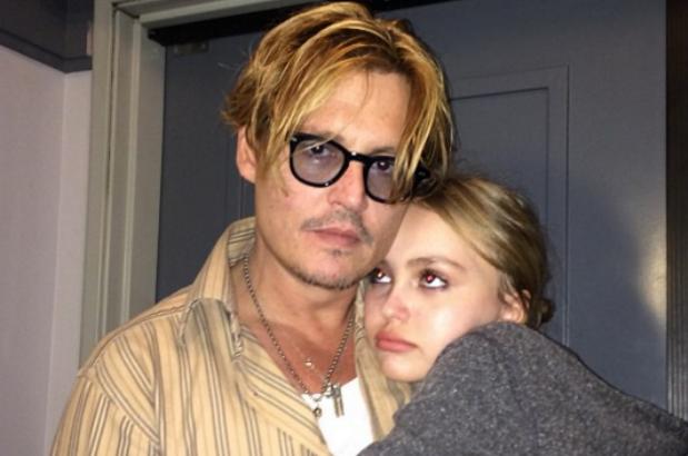 La figlia di Johnny Depp stava per morire