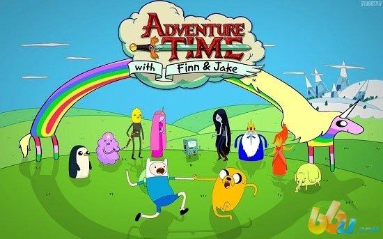 Adventure Time sbarca su Italia 1, con la sigla cantata da Jovanotti