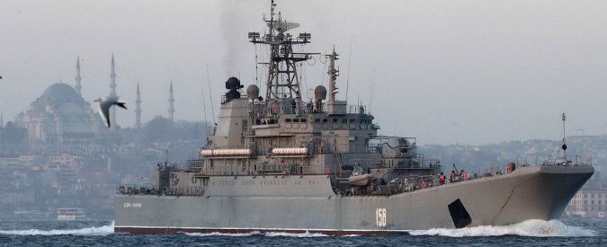 Crisi Russia - Turchia: navi russe deviano rotta cargo turco