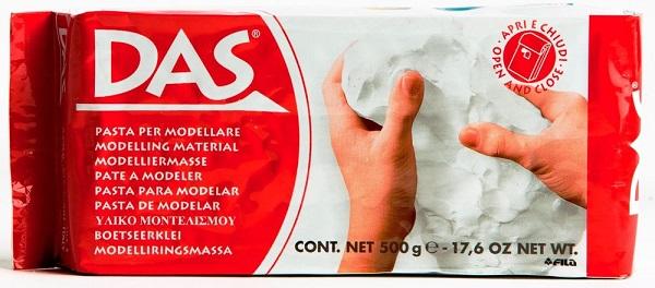Tracce di amianto nel Das, la pasta da modellare per bambini