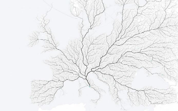 Tutte le strade portano a Roma In Europa pare proprio di si