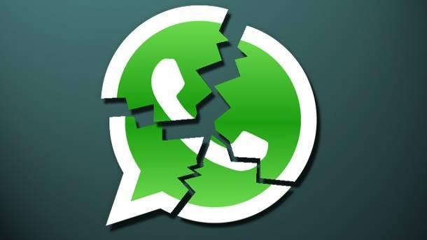 Whatsapp bloccato per due giorni, milioni di utenti offline