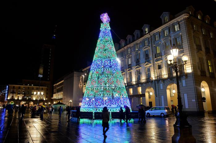 Rubano albero di Natale per i figli: lo pagano i Carabinieri