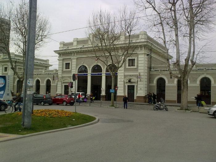 Alarme bomba, stazione ferroviaria di Rimini