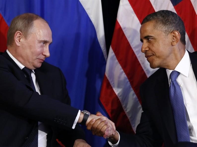 Obama e Putin, Usa e Russia insieme per colpire chi commercia con l'Isis