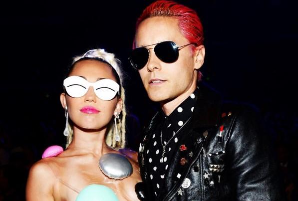 Gossip: Miley Cyrus e Jared Leto si sono fidanzati?
