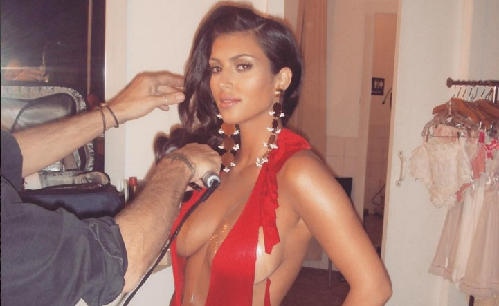 Kim Kardashian Instagram: le foto inedite del servizio per Playboy