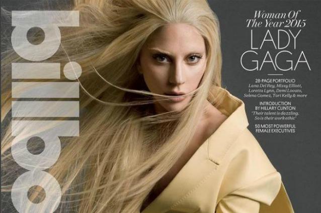 Lady Gaga nominata donna dell'anno