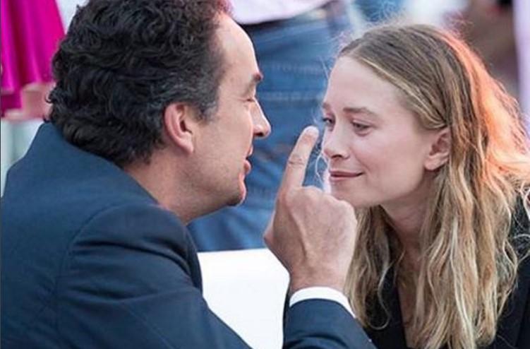 Mary Kate Olsen: matrimonio segreto con Olivier Sarkozy