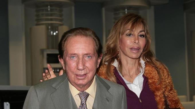Mike Bongiorno, Daniela Zuccoli nuovo compagno
