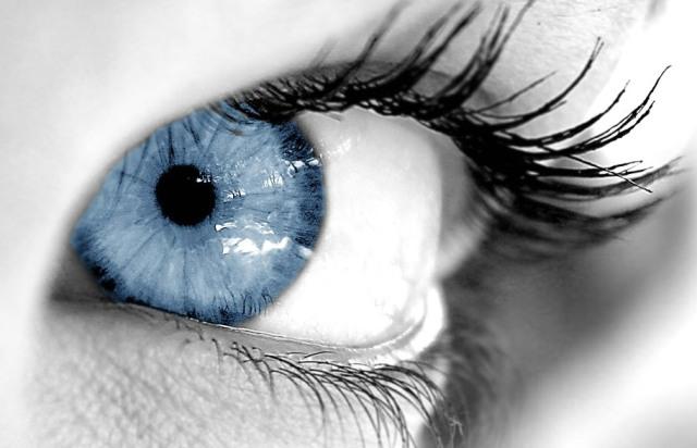 Chi ha gli occhi chiari sopporta di più il dolore