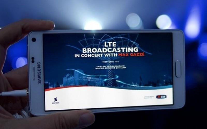 Tim Ericsson in collaborazione per LTE Broadcast