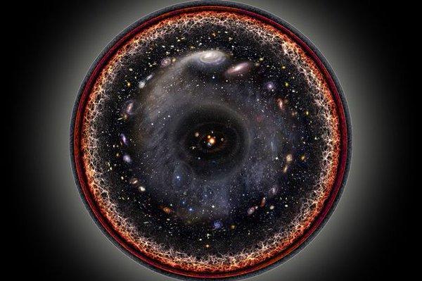 Ecco l'opera che racchiude tutto l'Universo in una sola immagine