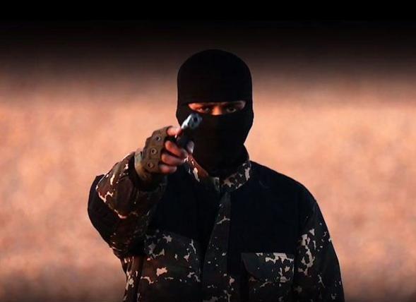Il nuovo boia, clone di Jihadi John, minaccia la Gran Bretagna