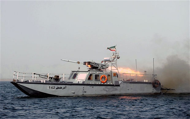 Iran ferma due navi Usa nel Golfo Persico per aver sconfinato