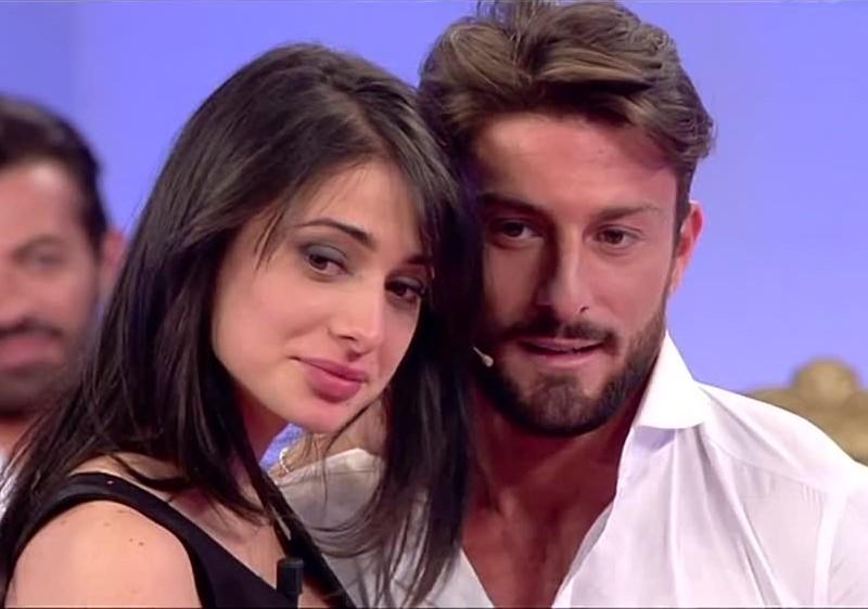 Uomini e Donne: Alessia Messina ha nostalgia di Amedeo Andreozzi?