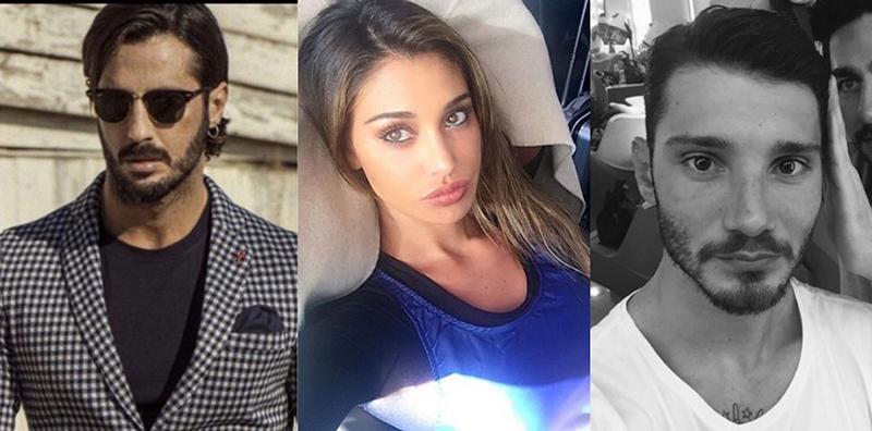 Il triangolo no: Belen Rodriguez, Stefano e Corona al Pitti Uomo?