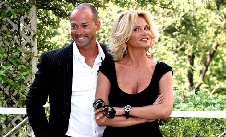 L'isola dei famosi 2016: Simona Ventura e Stefano Bettarini