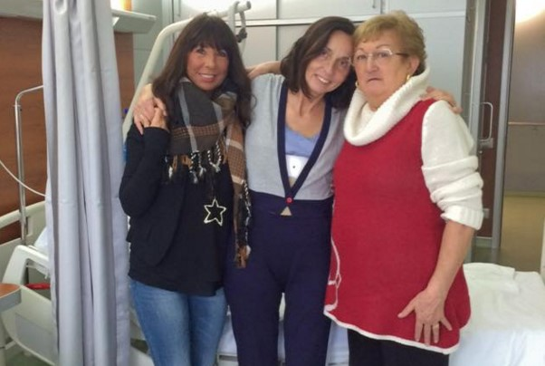Uomini e Donne Over: Stella Germanò sta meglio grazie al busto