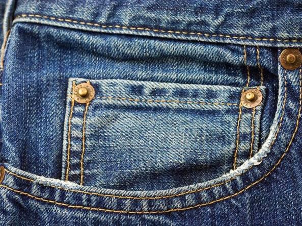 A cosa serve la quinta tasca dei jeans?