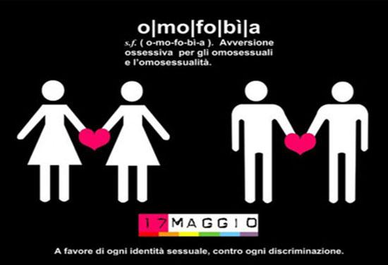 giornata internazionale contro l'omofobia 2016