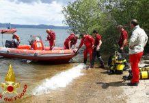 Lago di Bracciano, trovato cadavere elettricista romeno