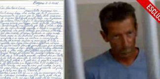Lettera dal carcere di Massimo Bossetti pubblicata in esclusiva da Oggi