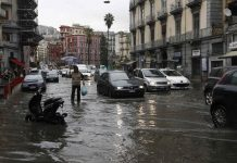 Meteo Italia oggi: arrivo temporali e maltempo