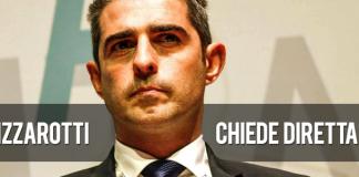Federico Pizzarotti Chiede diretta Streaming