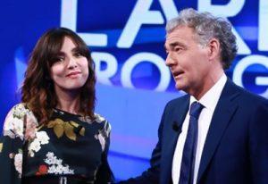 Ambra Angiolini e Massimo Giletti fidanzati, Gossip