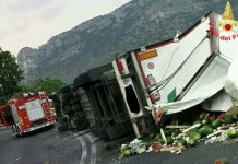 Incidente a Terracina, muore il conducente