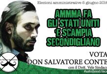 Partito la Parlata Ignorante: vota Salvatore Conte