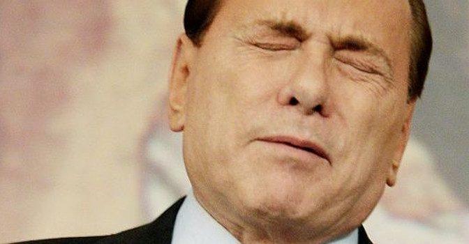 Silvio Berlusconi in ospedale riabilitazione San Raffaele
