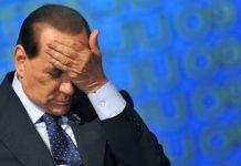 Silvio Berlusconi malore giugno 2016