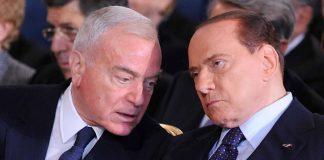 Successore Silvio Berlusconi, Gianni Letta