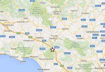 Terremoto oggi, Caserta, a Caianiello in Campania