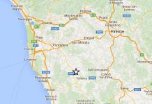 Terremoto oggi, Pisa: 9 giugno 2016