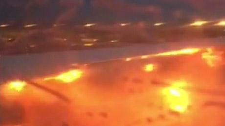 Volo singapore milano aereo in fiamme a bordo 200 passeggeri for Anticipo tfr seconda volta
