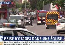 Assalto in una Chiesa in Francia: ucciso sacerdote