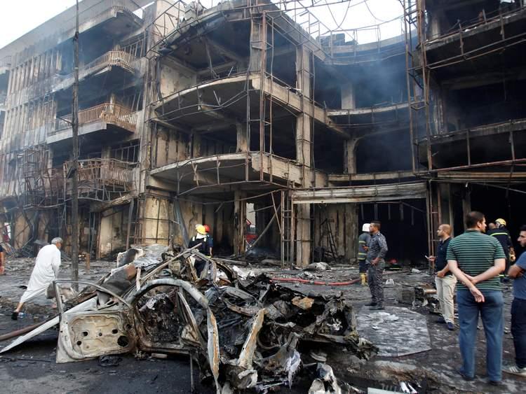 Attentato a Baghdad: 79 le vittime