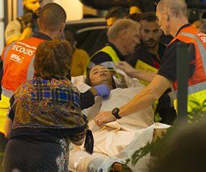 Attentato a Nizza, 84 feriti gravi