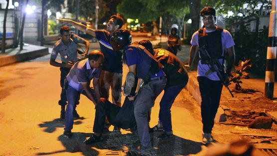 Bangladesh, assalto isis ristorante di Dacca: 9 vittime italiane