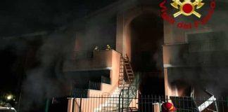 Incendio a Roma, fuga di gas: un morto e quattro feriti