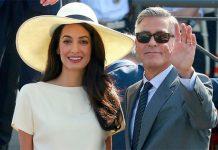 George Clooney e Amal, matrimonio di copertura