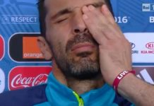 "Gianluigi Buffon criticato dopo Euro 2016: ""Bimbo di 10 anni"""