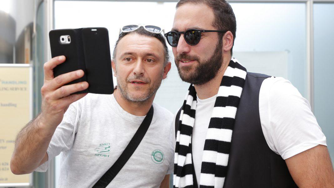 Gonzalo Higuain alla Juventus