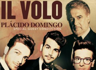 Il Volo e Placido Domingo